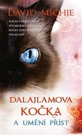 Dalajlamova kočka a umění příst obálka knihy