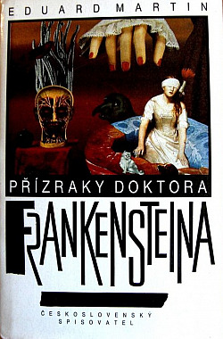 Přízraky doktora Frankensteina obálka knihy