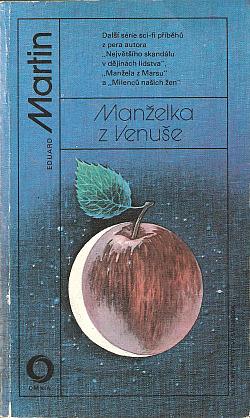 Manželka z Venuše obálka knihy