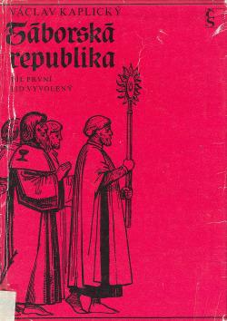 Táborská republika. Díl 1, Lid vyvolený obálka knihy
