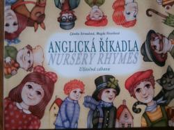 Anglická říkadla - Nursery Rhymes obálka knihy