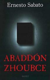 Abaddón zhoubce obálka knihy