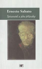 Spisovatel a jeho přízraky obálka knihy