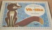 Vlk a liška obálka knihy