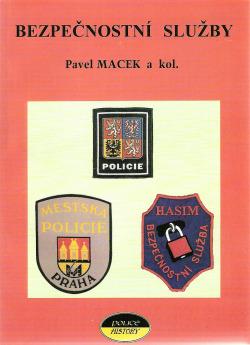 Bezpečnostní služby obálka knihy