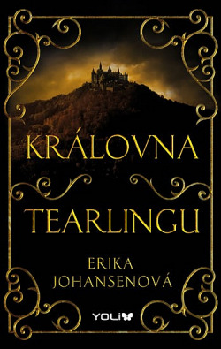 Královna Tearlingu obálka knihy