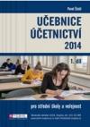 Učebnice Účetnictví 2014 - 1. díl