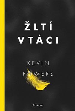 Žltí vtáci obálka knihy