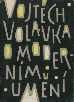 O moderním umění obálka knihy