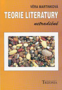 Teorie literatury netradičně obálka knihy