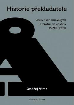 Historie překladatele obálka knihy