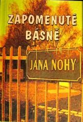 Zapomenuté básně Jana Nohy