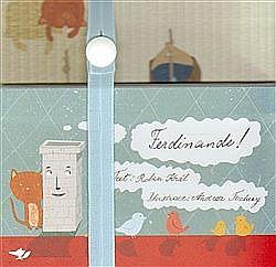 Ferdinande! obálka knihy