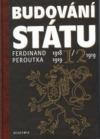 Budování státu 1/2 (1918-1919)