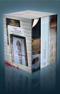 Případy komisaře Joony Linny 1-3 obálka knihy