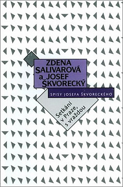 Setkání v Praze, s vraždou obálka knihy