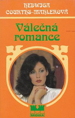 Válečná romance obálka knihy
