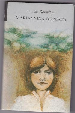 Mariannina odplata obálka knihy
