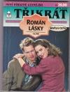 Třikrát román lásky
