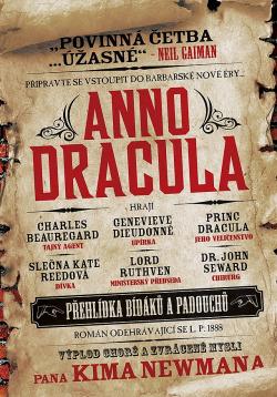 Anno Dracula obálka knihy