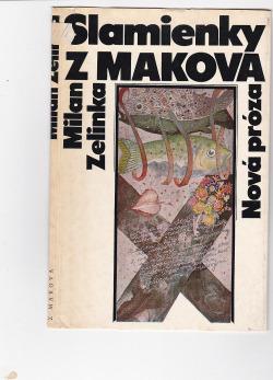 Slamienky z Makova obálka knihy