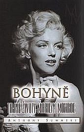 BOHYNĚ - Tajné životy Marilyn Monroe obálka knihy