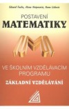 Postavení matematiky ve školním vzdělávacím programu Základní vzdělávání