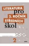 Literatura pro 2. ročník SŠ – učebnice