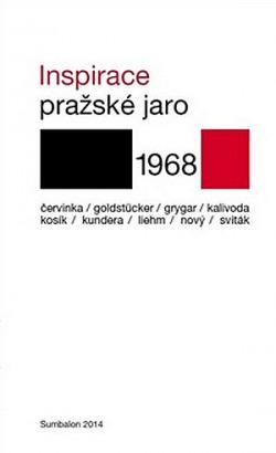 Inspirace. Pražské jaro 1968 obálka knihy