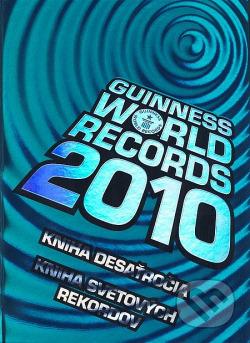 Guinness World Records 2010 obálka knihy