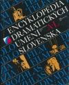 Encyklopédia dramatických umení Slovenska 1