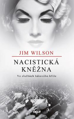 Nacistická kněžna obálka knihy