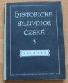 Historická mluvnice česká III - Skladba