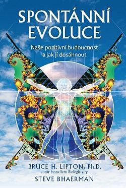 Spontánní evoluce obálka knihy