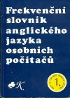Frekvenční slovník anglického jazyka osobních počítačů