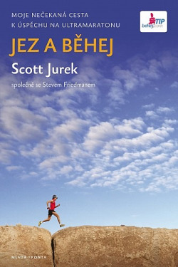 Jez a běhej obálka knihy