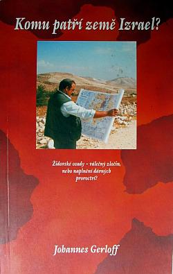 Komu patří země Izrael? - Židovské osady… obálka knihy
