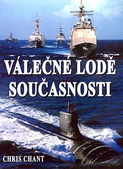 Válečné lodě současnosti obálka knihy
