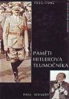 Paměti Hitlerova tlumočníka