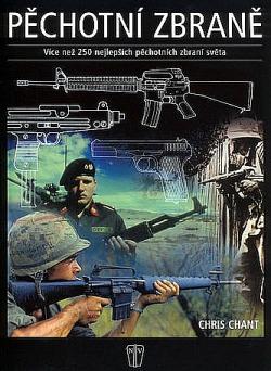 Pěchotní zbraně obálka knihy