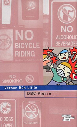 Vernon Bůh Little obálka knihy