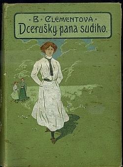 Dcerušky pana sudího obálka knihy