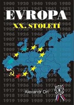 Evropa 20. století obálka knihy