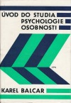Úvod do studia psychologie osobnosti