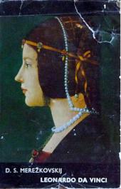 Leonardo da Vinci 1 obálka knihy