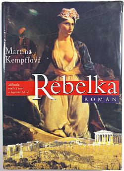Rebelka obálka knihy