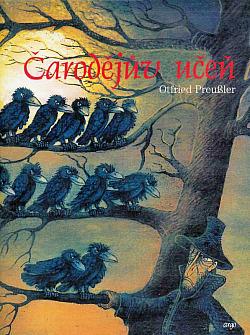 Čarodějův učeň obálka knihy
