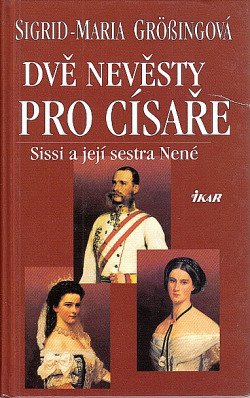 Dvě nevěsty pro císaře obálka knihy