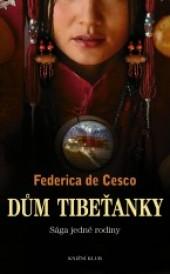 Dům Tibeťanky obálka knihy
