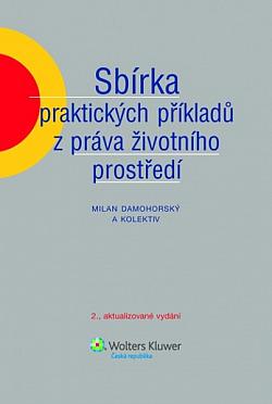 Sbírka praktických příkladů z práva životního prostředí obálka knihy